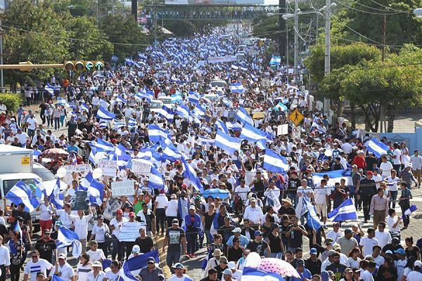 Nicaragua ¿El fracaso de una revolución?